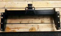 Pick-up truck trailer hitch