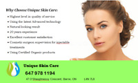 Advanced Skin Care by a Licensed Medical Aesthetician