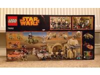 Lego Star Wars Mos Eisley Cantina New