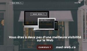 Conception Web Seo SMM/Web Design SEO SMM