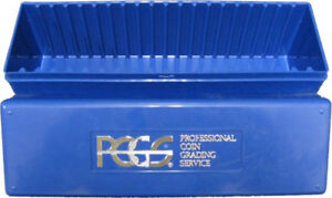 PCGS USED BOX FOR SALE