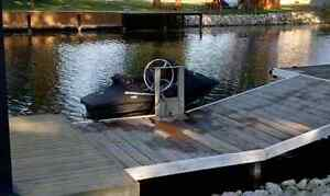WANTED: A PWC Vertical Lift For A Dock