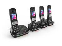 BT 8500 Advanced Call Blocker Dect - Quad ( Handsets) SOLD