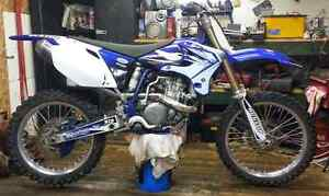 The cleanest 450 you will ever see