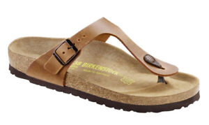 Birkenstock Gizeh Antique Brown
