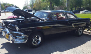 1956 Meteor Rideau Crown Victoria - 1 of only 206 made!