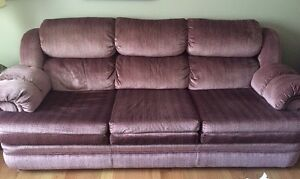 Very good condition couch and chair