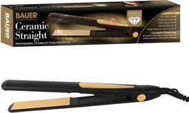 BAUER Professional Ceramic Straighteners