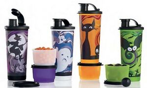 Tupperware Spooktacular Snack Set