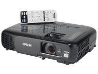 EPSON EH-TW490 3LCD Projector 3000 lumens