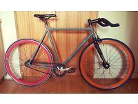 Custom Fixie/single speed bike