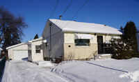 Just listed 4 bdr Bungalow with Dbl Garage in St Vital!!