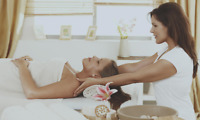 Professional massage by well-qualified masseuse