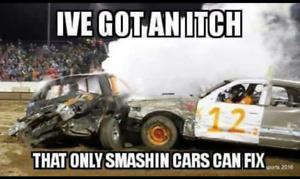 Demolition Derby Cars Wanted!