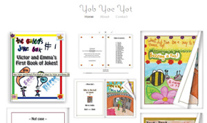 Transform your children's drawings into BOOKS!