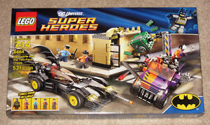 Lego Super Heroes: The Batmobile and the Two-Face Chase Set 6864 Edmonton Edmonton Area image 1