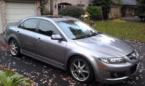 '07 Mazda Speed6 - BLOWN MOTOR - Has upgrades & Extras!