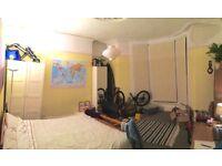 Huge room in lovely shared house