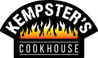 Kempster's Cookhouse & Eatery is hiring Dishwashers (Halifax)