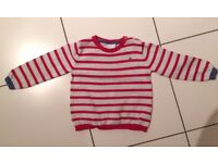 The Little White Company Jumper 12-18 months