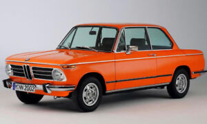 Wanted Vintage BMW 1600/2002
