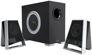 2.1 ALTEC LANSING SPEAKERS, VS2621