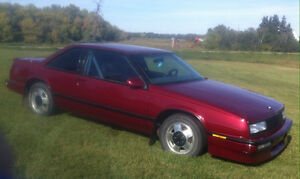 1988 Buick LeSabre T-Type ( 6500 made)