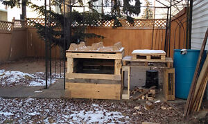 Amazing outdoor compost box for pick up immediately!!!