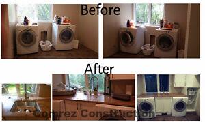 Interior Home Renovations - Comrez Construction Windsor Region Ontario image 6