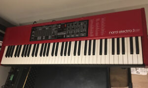 Nord Electro 3 HP 73 - The Ultimate Machine - Perfect Condition