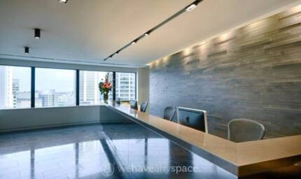 Office space available in George Street, Sydney CBD