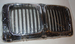 New BMW E32 Front Kidney Grille Center