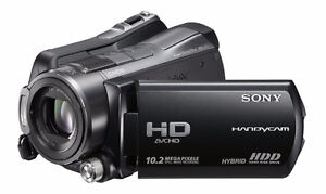 60GB camcorder sony HDR-11SR New 1050.00$