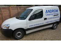 Androw Commercial & Domestic Cleaning Services Now in Brighton