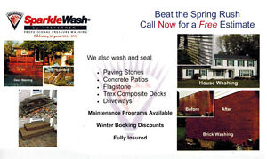 Power Washing Cambridge Kitchener Area image 4