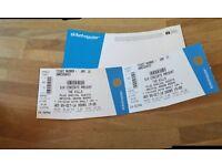 The Kills (2 tickets)