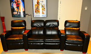 Theater Chairs - Matinee Set by La-Z-Boy