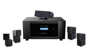 Premium Bluetooth home theatre system