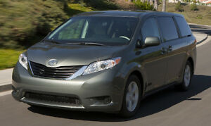 Pay your Toyota Sienna Minivan more than Trade-in