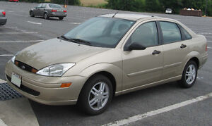 2006 Ford Focus Sedan - For Parts
