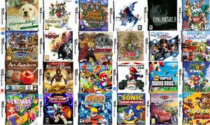 ⭐✪Jeux de DS Compatible 3DS 10$et+ Mario, Zelda, Kindom Hearts✪⭐