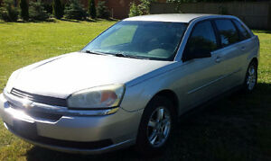 2005 Chevrolet Malibu Maxx LS Hatchback - REDUCED!!