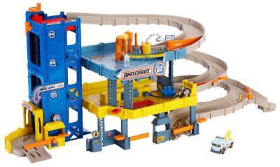 Matchbox Mission: 4-Level Garage Playset