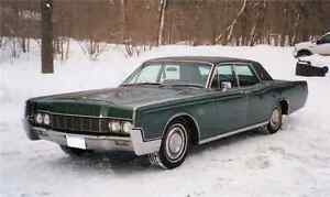 Looking for a 1967 lincoln continental