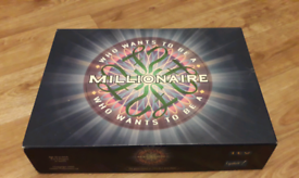 Vintage 'Who Wants To Be a Millionaire' Board Game