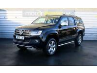 2015 Volkswagen Amarok DCab Pick Up Ultimate 2.0 BiTDI 180 BMT 4MTN Auto rear...
