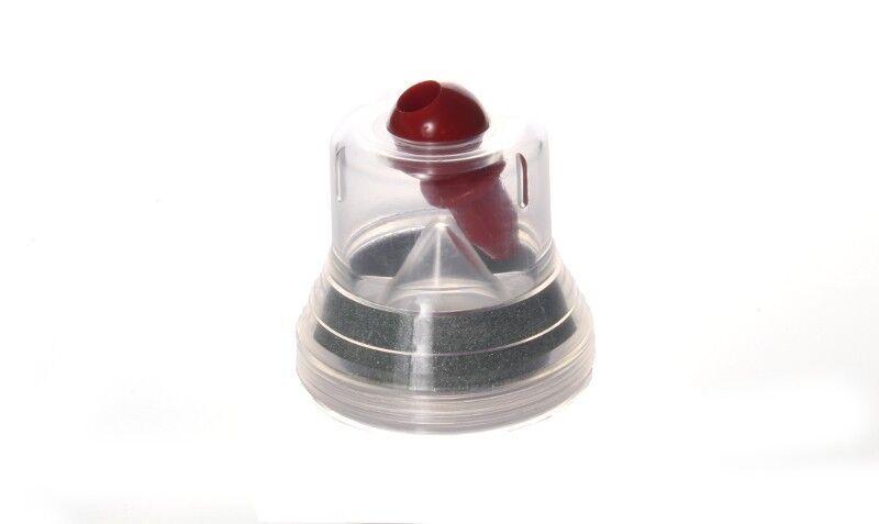 DUX Gedess sharpener transparent