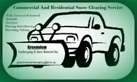 Snow Removal Services Available St.John's & Surrounding Areas