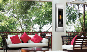 Brand New Napoleon Outdoor Torch Patio Heater/Fireplace