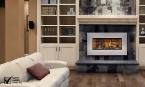 GAS FIREPLACE FINANCING BRAND NEW PLUS INSTALLATION